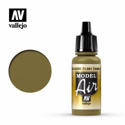 Tank Dark Yellow 1943 17 ml. VALLEJO 71081