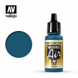Azul Acero 17 ml.