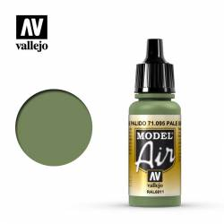 Pale Green 17 ml.