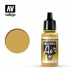 US Interior Yellow 17 ml. VALLEJO 71107