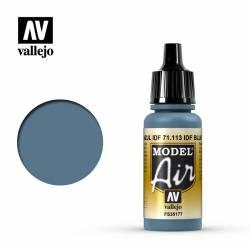 Azul IDF 17 ml.