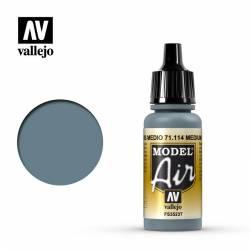 U.S.A. Gris Azul 17 ml. VALLEJO 71114