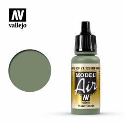 IDF Green 17 ml.