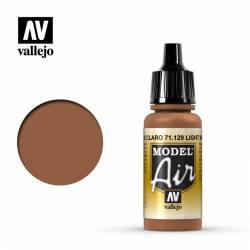 Light Rust 17 ml. VALLEJO 71129