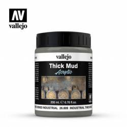Thick bud, Industrial splash mud. VALLEJO 26809