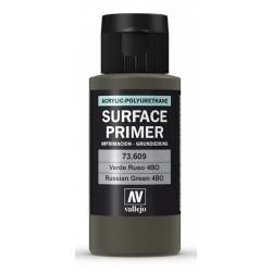 Surface primer, Russian Green.