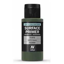 Surface primer, Green NATO. VALLEJO 73612