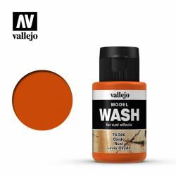 Rust Wash.