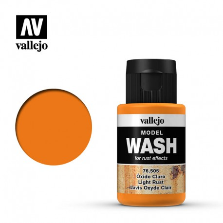 Light rust Wash. VALLEJO 76505