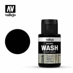 Black Wash. VALLEJO 76518