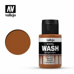 Brown Wash. VALLEJO 76513