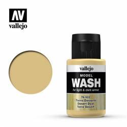 Desert Dust Wash.