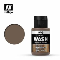Oiled Earth Wash. VALLEJO 76521