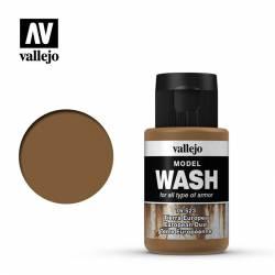 European Dust Wash.