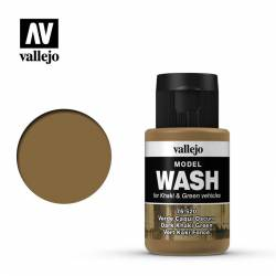 Drak Khaki Green Wash. VALLEJO 76520