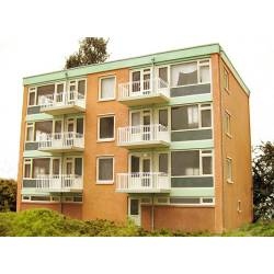 Edificio de apartamentos.