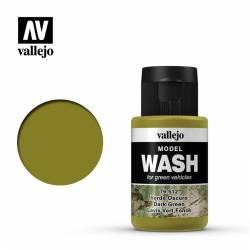 Dark green Wash. VALLEJO 76512