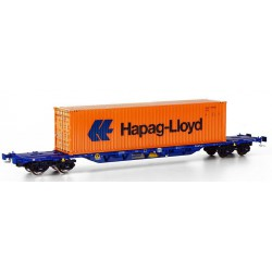 "Wagon type Sgnss ""Hapag-Lloyd"", Continental Rail."
