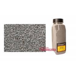 Ballast medium gray.