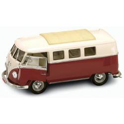 Furgoneta Volskwagen Microbus, 1962.