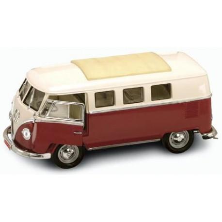 Furgoneta Volskwagen Microbus, 1962. ROAD SIGNATURE 92328