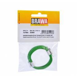 Cable de 0,4 mm (0,05mm²) . Verde.