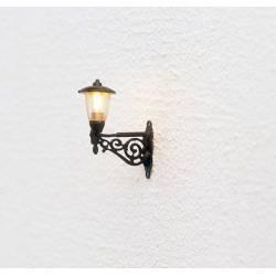 Wall light, Nuremberg.