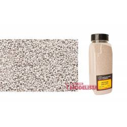 Balasto o grava color gris claro, medio. WOODLAND B1381