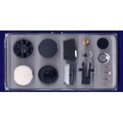 Estuche de accesorios y repuestos limpiavías. DAPOL B803