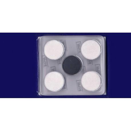 Discos de repuesto para limpiavías. DAPOL B804