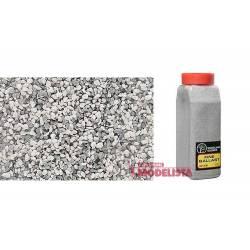 Gray blend ballast. WOODLAND SCENICS B1393