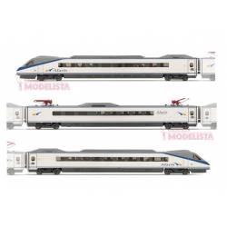 EMU Alaris 490, RENFE. Sound.