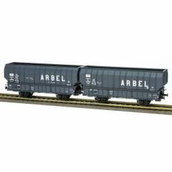 """Set de tolvas de carbón """"Arbel"""", SNCF."""