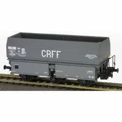 """Tolva de carbón """"CRFF"""", SNCF."""