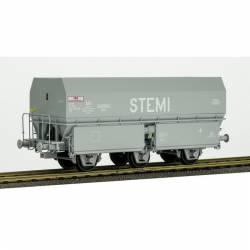 "Coal hopper wagon ""STEMI"", SNCF."