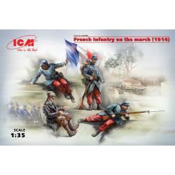 Infantería francesa.