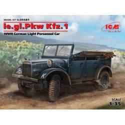 Vehículo alemán Ie.gl.Pkw Kfz.1.