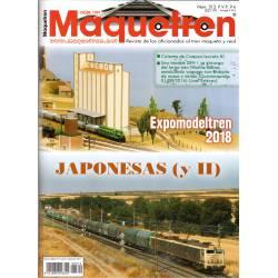 Revista Maquetren, nº 312.