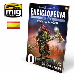 Enciclopedia de figuras. Vol. 0. Guía rápida de pintura.