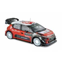 Citröen C3 WRC 2017.