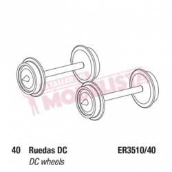 DC wheels. For TRD.