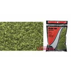Bolsa de césped grueso (verde claro).