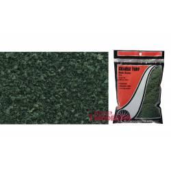 Bolsa de césped grueso (verde oscuro).