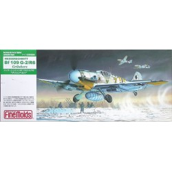 Messerschmitt Bf 109 G-10.