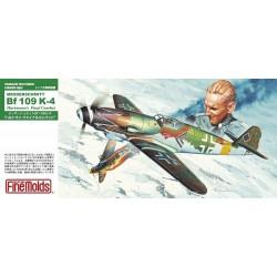 Messerschmitt Bf 109 G-2/R6.