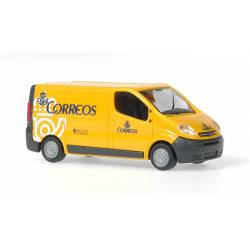 Opel Vivaro Spanish Post Service.
