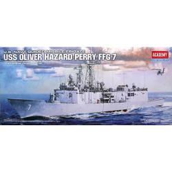 USS Oliver Hazard Perry FFG-7.