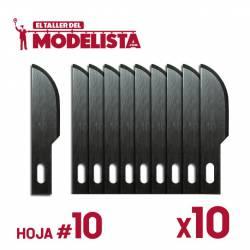 Blade nº 10 (x10).