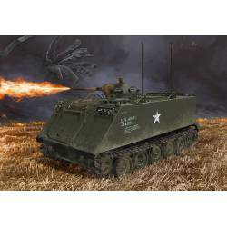 Lanzallamas blindado M132.