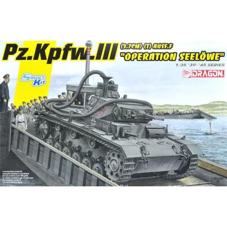 """Pz.Kpfw.III, """"Operación León Marino""""."""